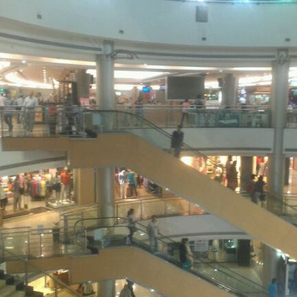 Photo taken at Inorbit Mall by Sangeetha S. on 4/16/2012