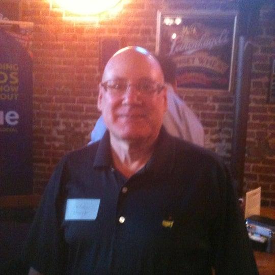 Photo taken at Manuel's Tavern by Ken on 3/29/2012