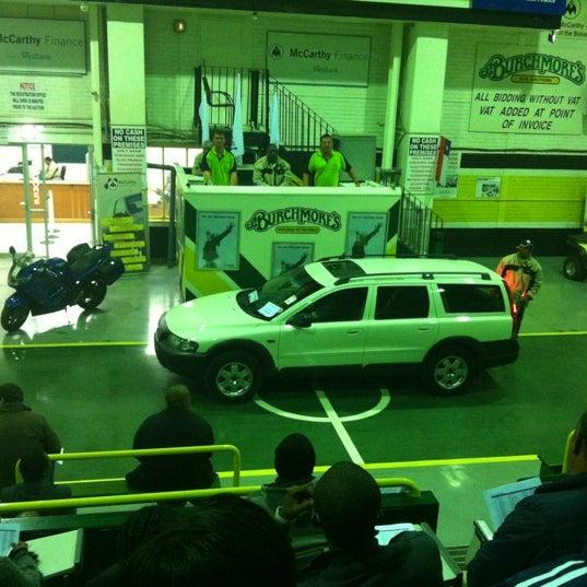 Burchmore's Auto Auction