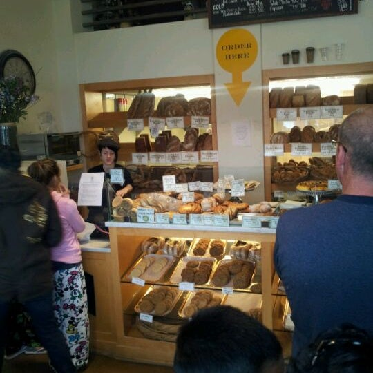 Photo taken at Model Bakery by Scott M. on 4/15/2012