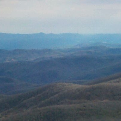 Photo taken at Grandfather Mountain by Lindsey B. on 3/4/2012