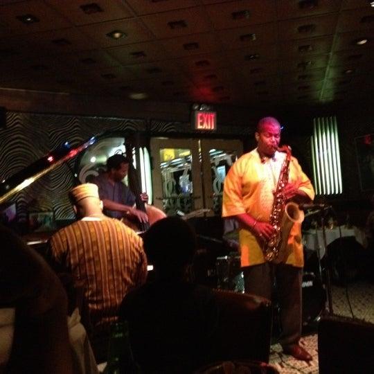 Photo taken at Lenox Lounge by Gamze on 7/21/2012