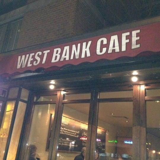 West Bank Cafe Brunch Menu