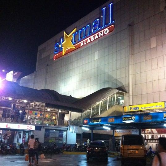 Starmall Alabang Shopping Mall In Alabang