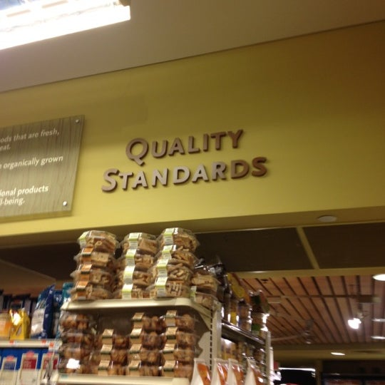 Photo taken at Whole Foods Market by Kevin P. on 6/16/2012