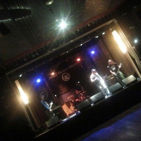 Photo taken at The Beachland Ballroom & Tavern by Edgar J. on 9/8/2012