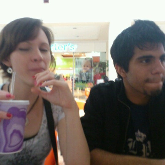 Photo taken at Food Court Terramall by Robert S. on 7/9/2012
