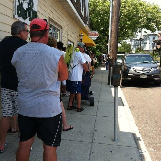 Photo taken at Hotdog Tommy's by Rebekah K. on 6/20/2012