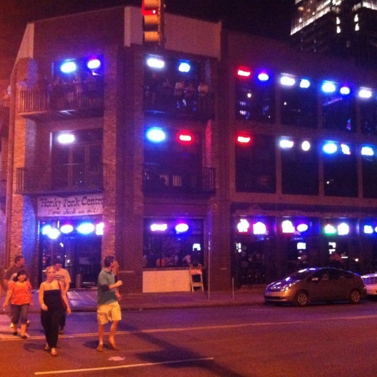 Photo taken at Honky Tonk Central by Julie on 4/3/2012