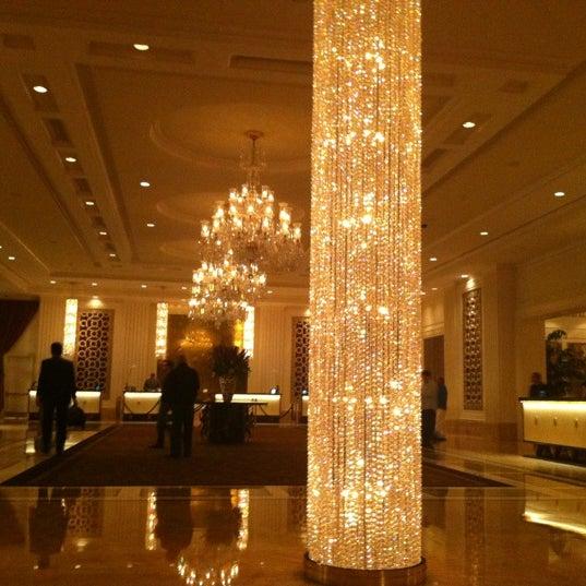 Photo taken at Trump International Hotel Las Vegas by Jose Fili B. on 4/14/2012