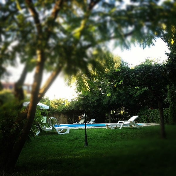 Photo taken at Maison Spa by Liviu S. on 8/16/2012