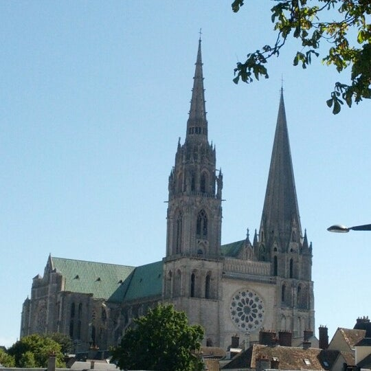 Photo taken at Cathedral Basilica of Our Lady by Quanti on 8/11/2012