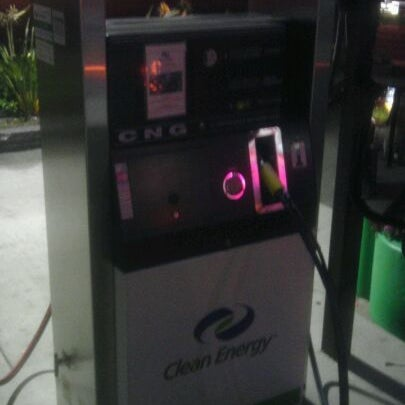 Photo taken at Valero by Beejay J. on 2/17/2012