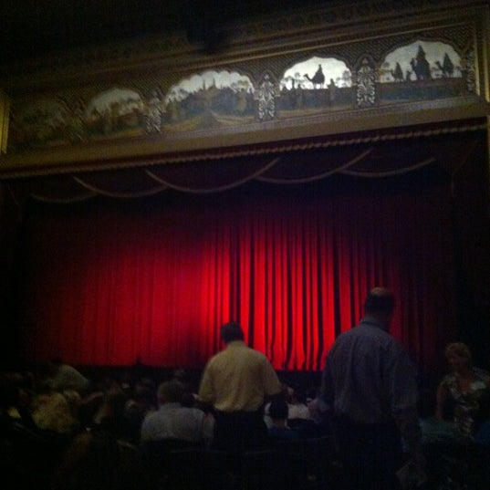 Photo taken at Altria Theater by Bianca S. on 5/5/2012