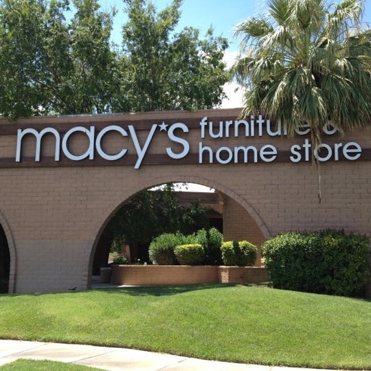 Macy 39 S Home Store 4450 Spring Mountain Rd