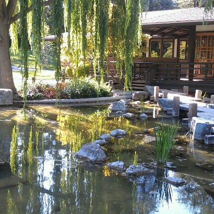 Photo taken at Japanese Friendship Garden by Lily T. on 7/16/2012