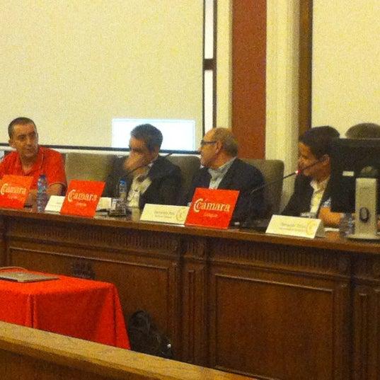 Foto tomada en Cámara de Comercio e Industria por Félix @. el 6/26/2012