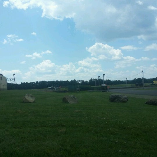 Photo taken at Westchester County Airport (HPN) by Steve P. on 7/2/2012