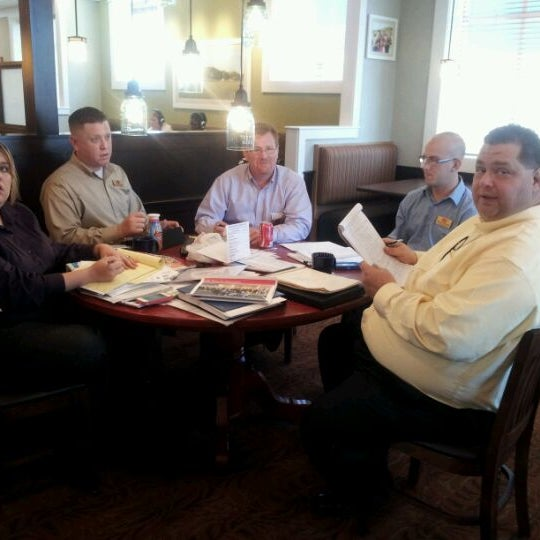 Photo taken at Bob Evans Restaurant by Alex G. on 4/24/2012