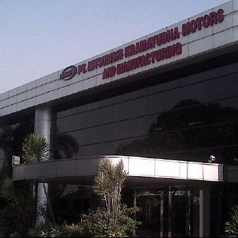 Mitsubishi krama yudha motors and mfg building in pulo for General motors jobs dallas tx