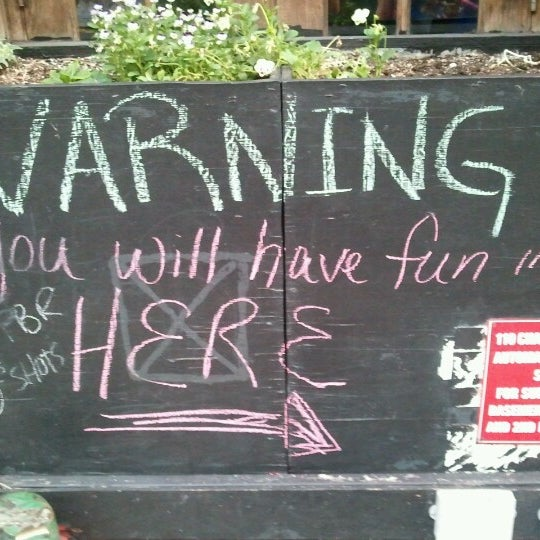 Photo taken at The Patriot Saloon by Dave F. on 7/8/2012