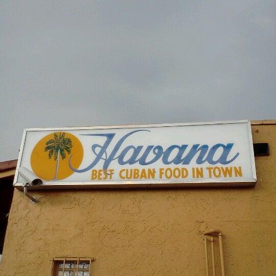 Photo taken at Havana Restaurant by Godiva B. S. on 8/18/2012