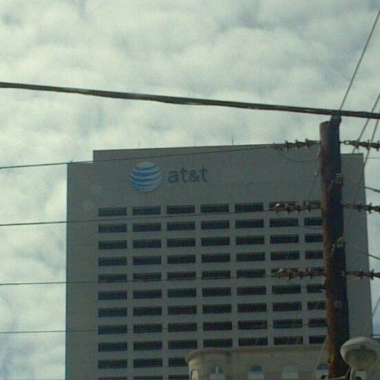 Photo taken at AT&T Tower by Roberto N. on 2/13/2012