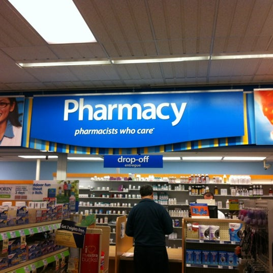 cvs  pharmacy - lyon village