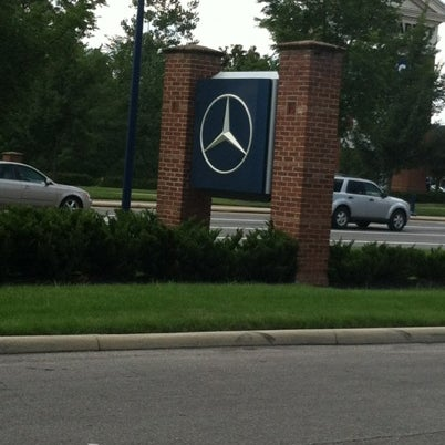 Mercedes benz of easton auto dealership in columbus for Mercedes benz of easton