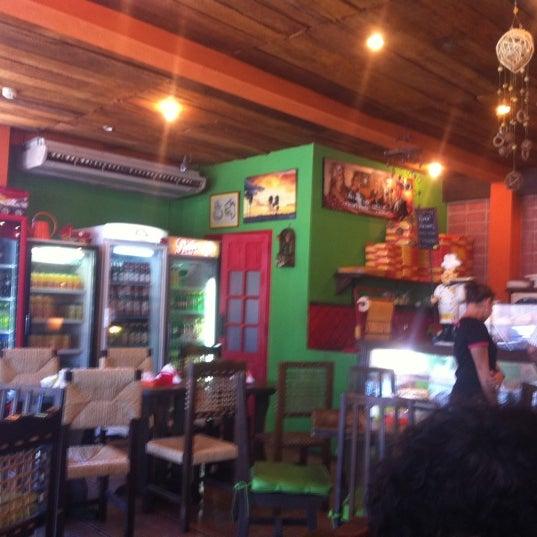 Photo taken at Medialunas Calentitas by Gustavo R. on 3/23/2012