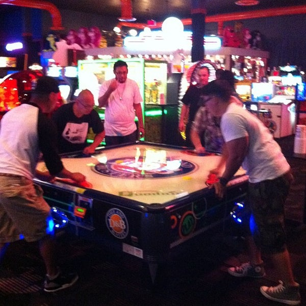 Photo taken at Dave & Buster's by Stephen S. on 6/24/2012