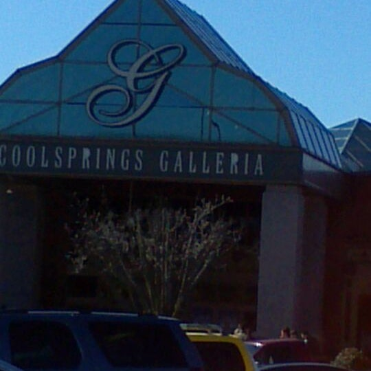 Photo taken at CoolSprings Galleria by Missi on 2/12/2012