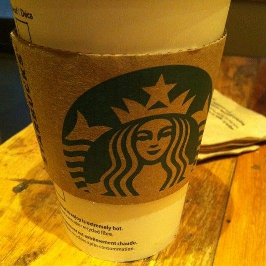 Photo taken at Starbucks by Katerina💠 on 3/27/2012