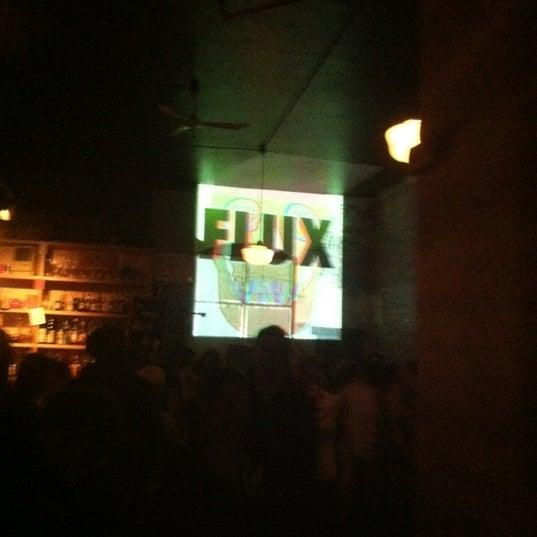 Photo taken at Vermillion Gallery & Wine Bar by Celeste M. on 7/15/2012