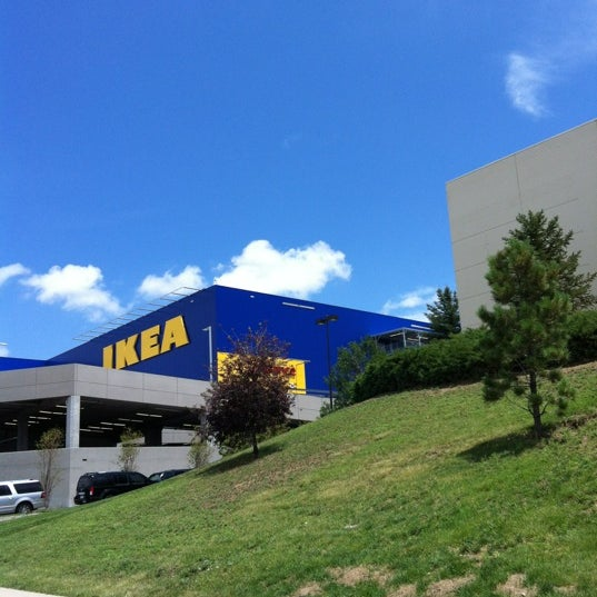Photo taken at IKEA Centennial by Joni J. on 7/7/2012