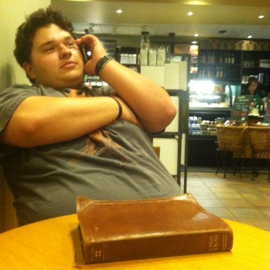 Photo taken at Starbucks by David W. on 4/17/2012