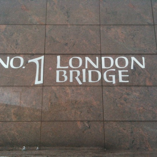 Photo taken at London Bridge by Oksana O. on 7/29/2012