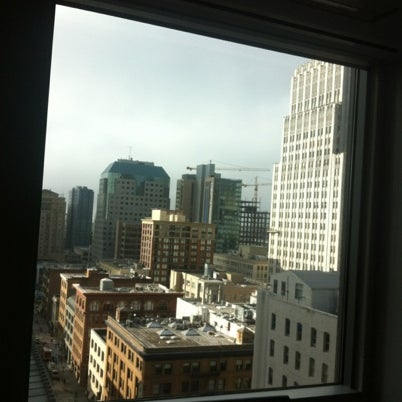 Photo taken at KPMG Building by Talena M. on 8/2/2012