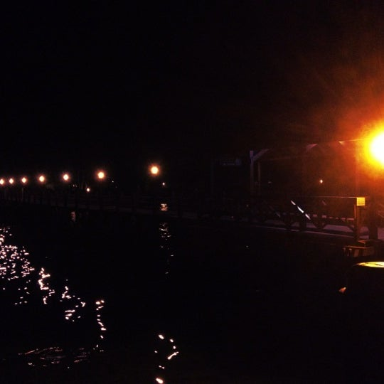 Photo taken at Manukan Island Jetty by Melvin L. on 4/17/2012