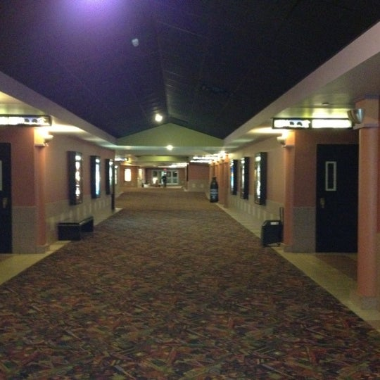 Photo taken at Regal Fairfax Towne Center 10 by John G. on 2/7/2012