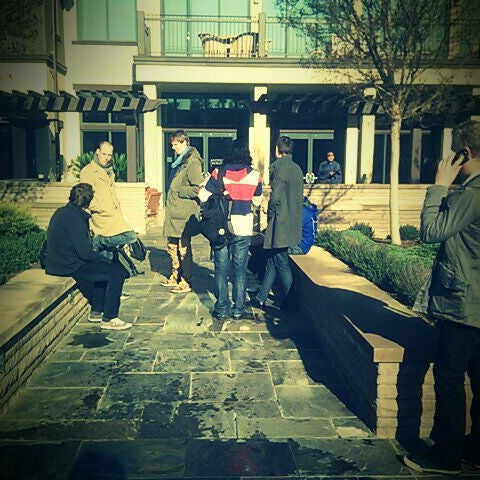 Photo taken at Andreessen Horowitz by Rauno R. on 3/2/2012
