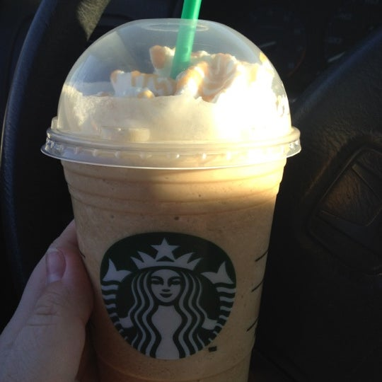 Photo taken at Starbucks by Barbie H. on 2/26/2012