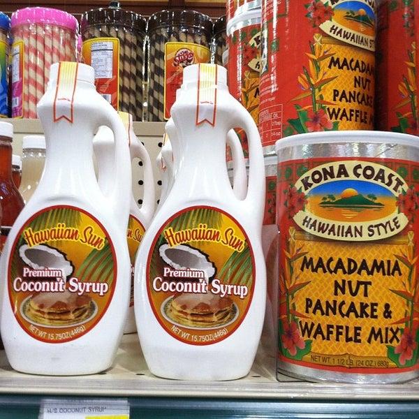 Photo taken at Marukai Market by Arnold S. on 3/30/2012