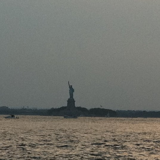 Photo taken at Louis Valentino, Jr. Park & Pier by Courtney D. on 7/4/2012