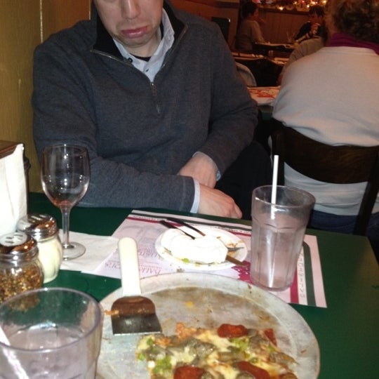 Photo taken at Balistreri's Italian American Ristorante by Anne D. on 2/22/2012