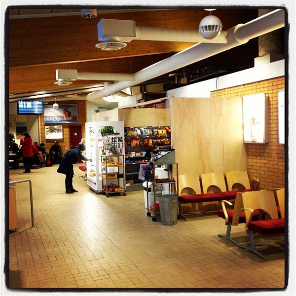 Photo taken at Ängelholm-Helsingborg Airport (AGH) by Joakim J. on 3/5/2012