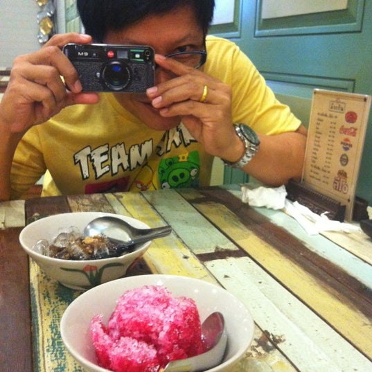 Photo taken at มีจะกิน (Mee Ja Kin) by Joyfulpuru P. on 2/26/2012