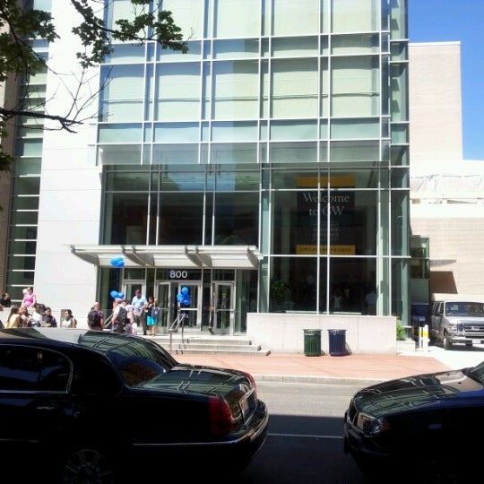 Photo taken at The George Washington University by Jay C. on 6/27/2012
