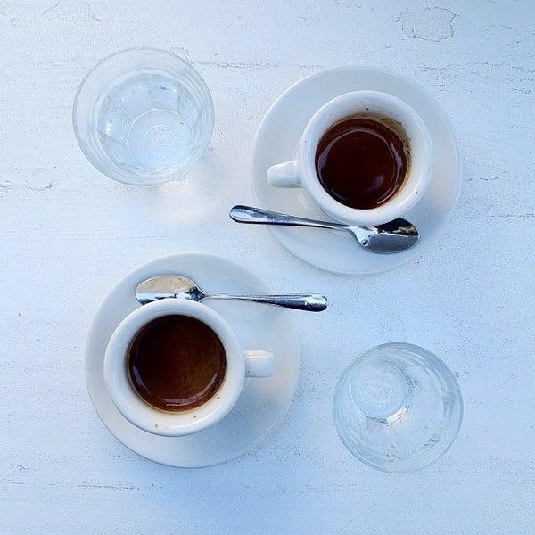 Photo taken at Bonanza Coffee by bosch on 5/24/2012