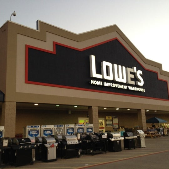 lowe 39 s home improvement greater heights 1521 north loop west. Black Bedroom Furniture Sets. Home Design Ideas
